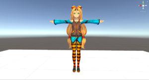 ユニティちゃんから学ぶ3Dモデルの作り方