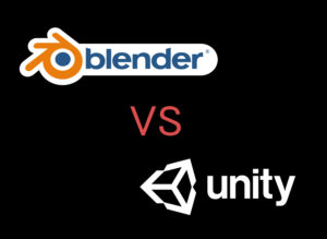 UnityとBlenderの違いは?学習方法も紹介!!